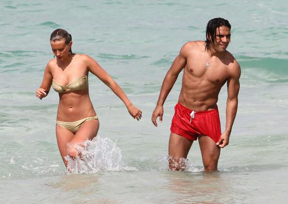 Hot Soccer Players Radamel Falcao Garcia