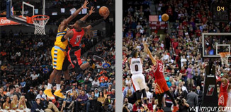 Best plays of the 2014 NBA Year