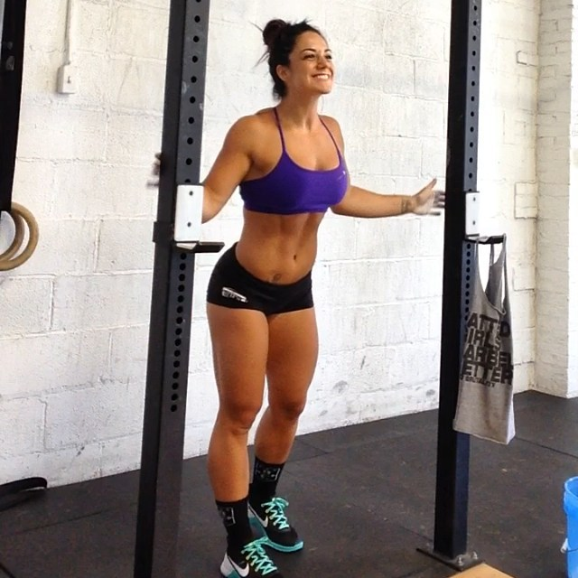 84 Pictures Of The Hottest Crossfit Girls In The World