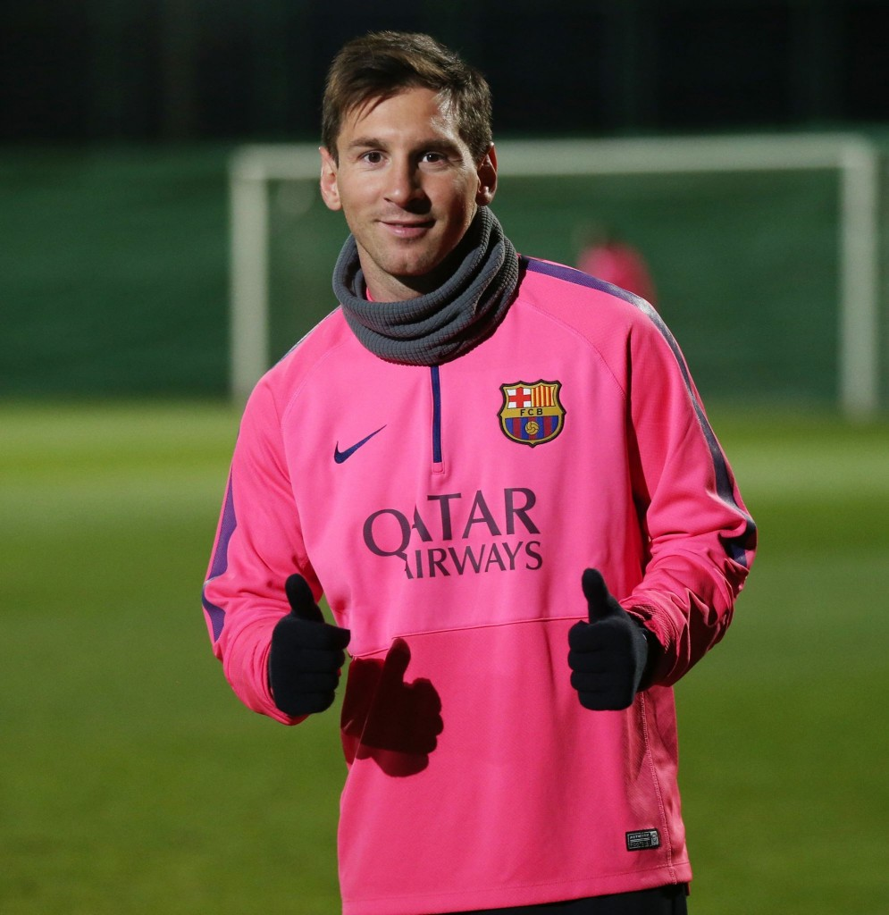 Hot Soccer Players Leo Messi